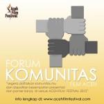 forum komunitas AFF