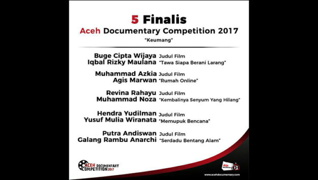 5 Besar ADC 2017